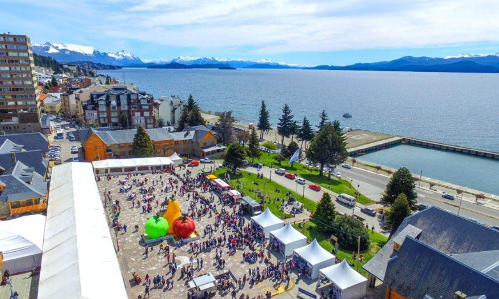 Bariloche a la carta - Centro cívico el epicentro del evento