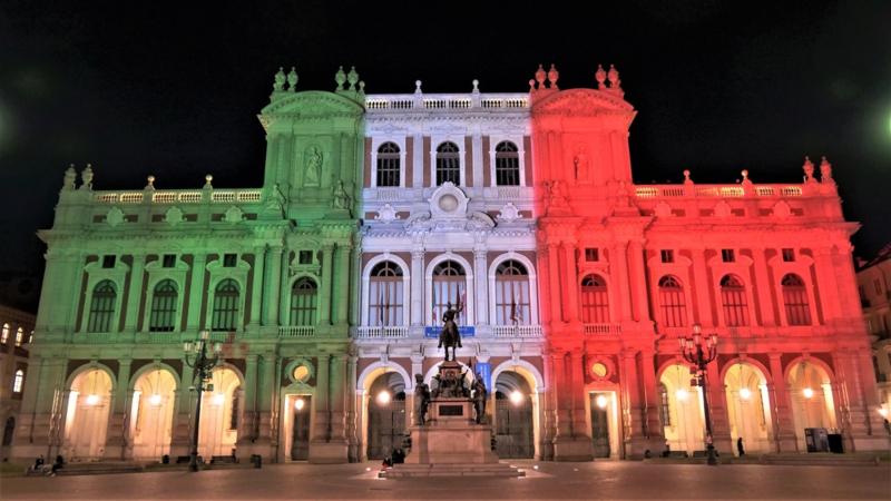Campidoglio Vittorio Emmanuelle Ii Asume Como Rey De Italia