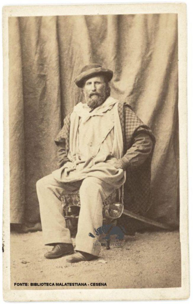 Fotografia De Giuseppe Garibaldi