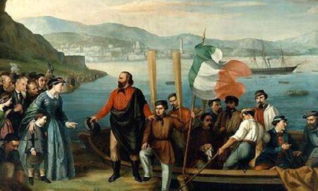 Risorgimento Italiano Giuseppe Garibaldi