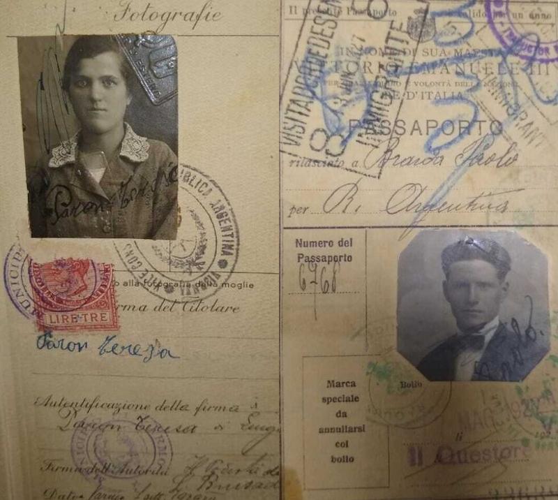 idioma - Pasaportes Antonella Braida