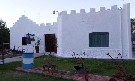 museo - Frente del Museo