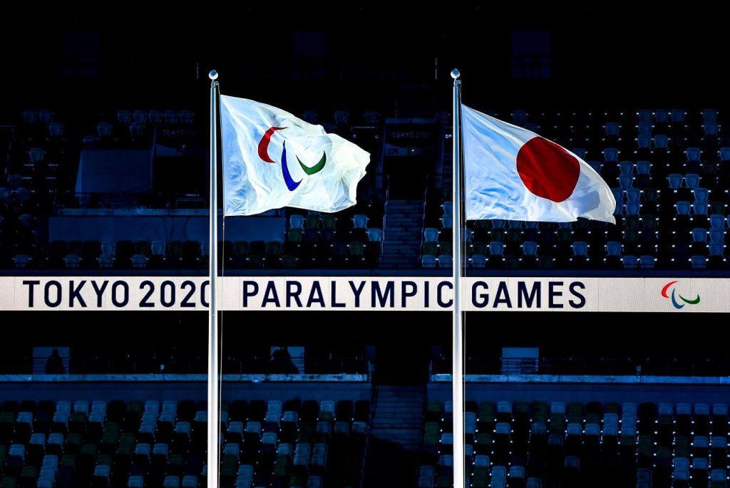 Juegos Paralimpicos Bandera