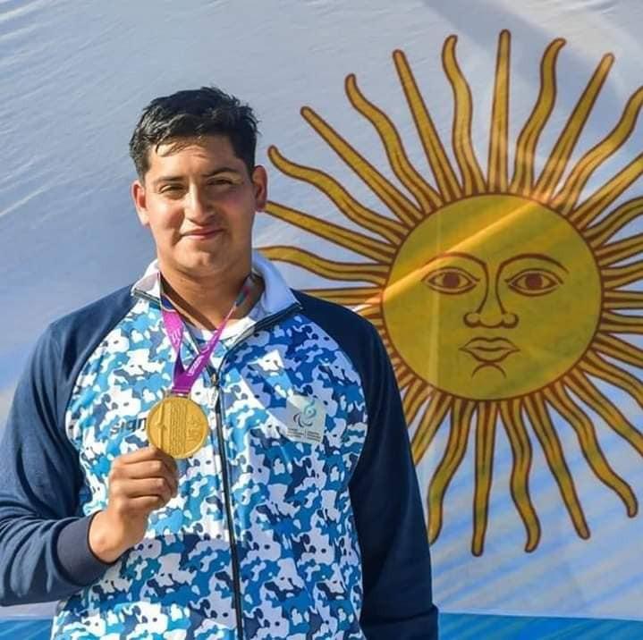 Juegos Paralimpicos Deportista