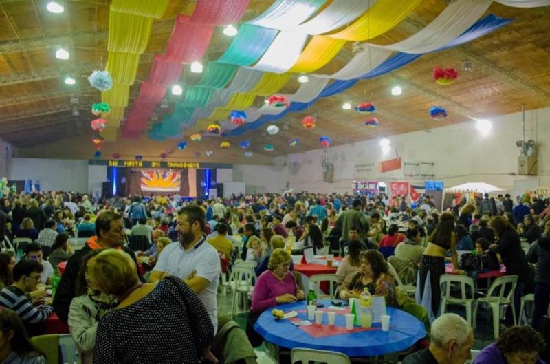 inmigrante - La fiesta a pleno