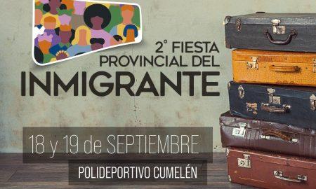 inmigrante - Flyer Oficial