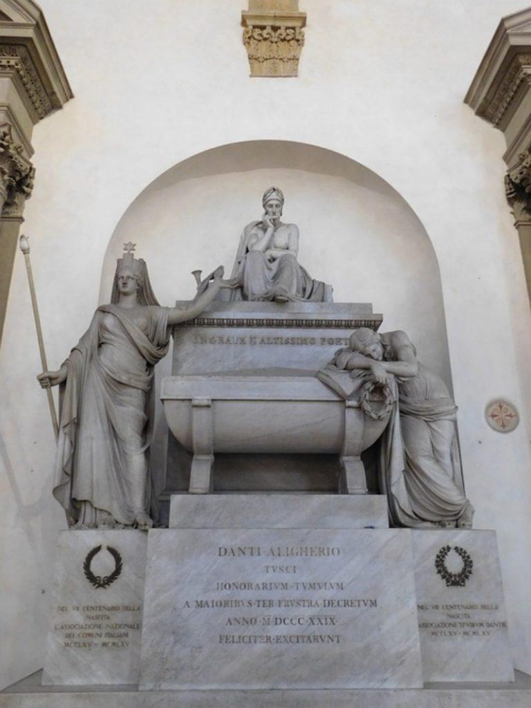 Alighieri - Tumba Dante Alighieri