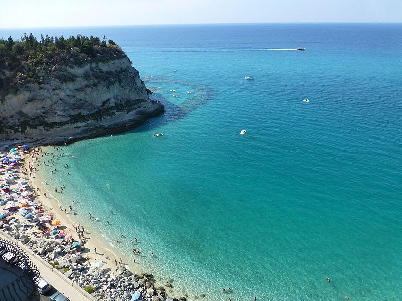 Spiaggia Santa Maria Dell'isola