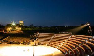 L'anfiteatro Torre Marrana