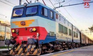 Treno Degli Dei Locandina
