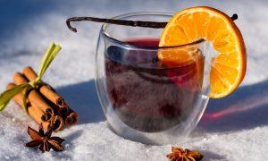 Vin Brulè - Vino Con Naranja