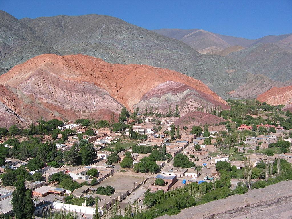 Turismo - Cerro De Los Siete Colores