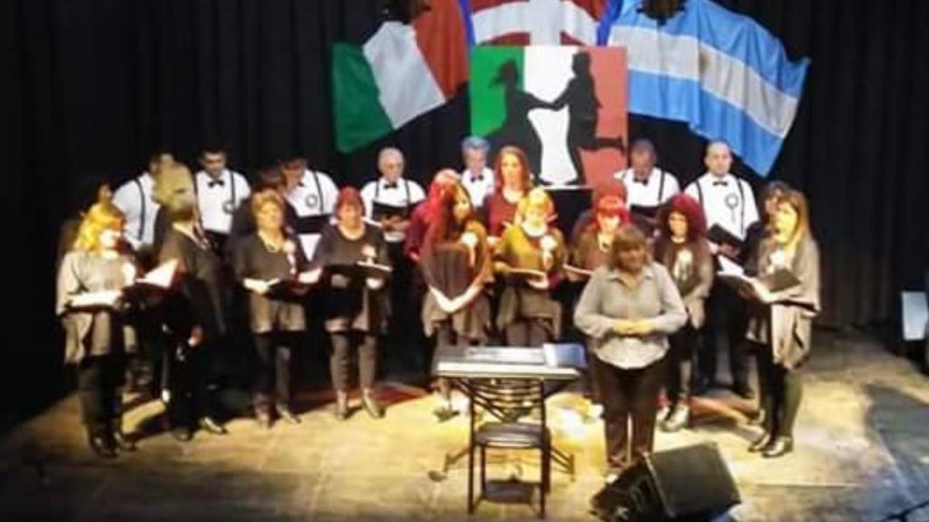 Coro - Coro Sociedad italiana