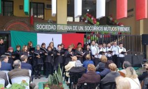 Coro - Coro Sociedad italiana Tucumán