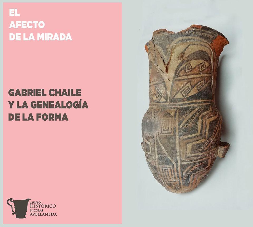 El afecto de la mirada - Gabriel Chaile