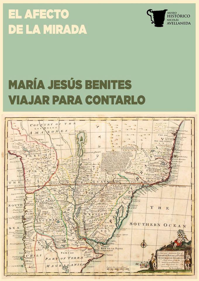 El afecto de la mirada - Maria Jesus Benites