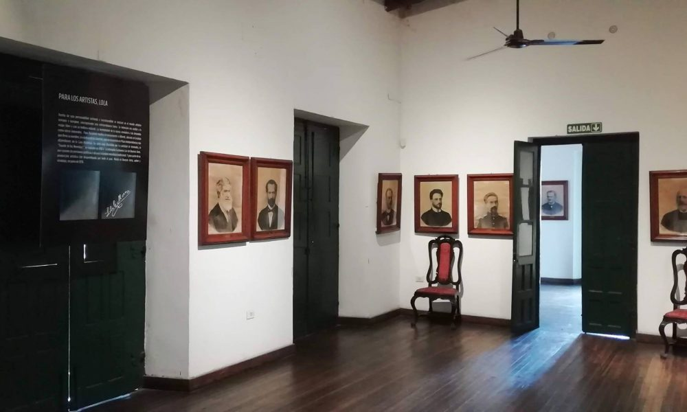 El afecto de la mirada - Museo Nicolas Avellaneda
