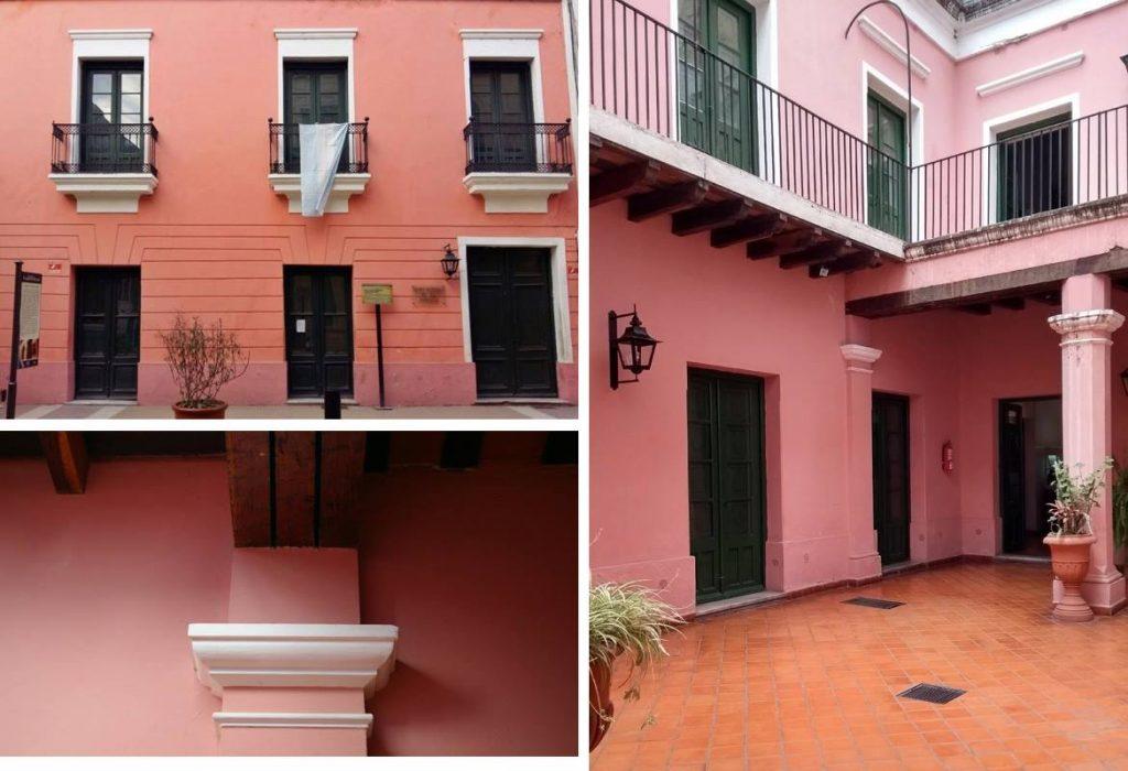 El afecto de la mirada - Museo Nicolas Avellaneda arquitectura
