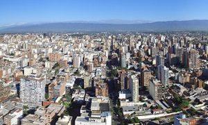 Turismo - Panorámica Del Centro Tucumano