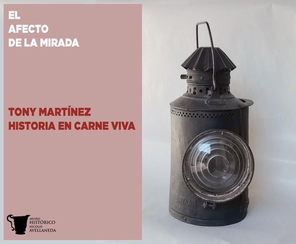 El afecto de la mirada - Tony Martinez