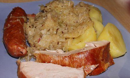 Crauti - Sauerkraut
