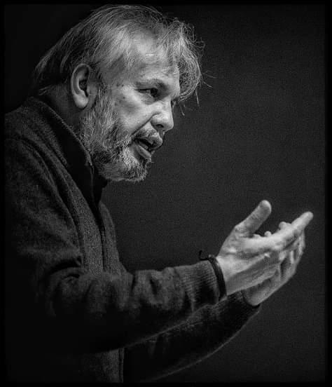 Carlos Alsina - Retrato de Carlos Alsina