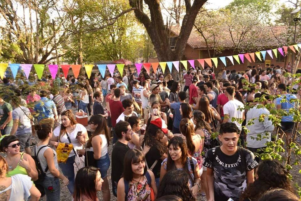 Dia del estudiante - Fiesta