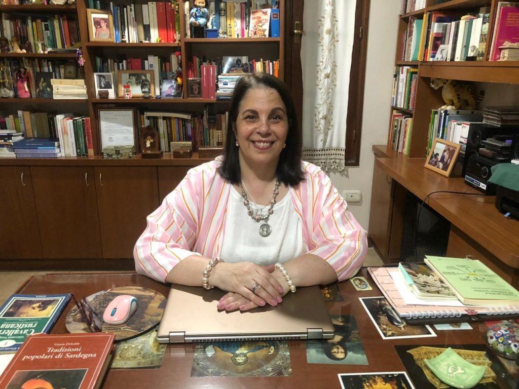Grazia Deledda - Dra. Ma. del Carmen Pilán