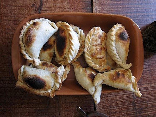 Empanadas - Empanadas Salteñas