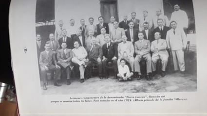 Inmigrantes - Barra Lunera