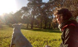 Dia Del Inmigrante - Luisa En El Parque Guillermina