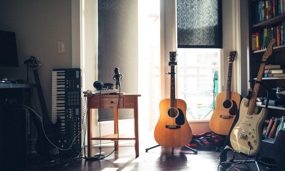 Música - instrumentos