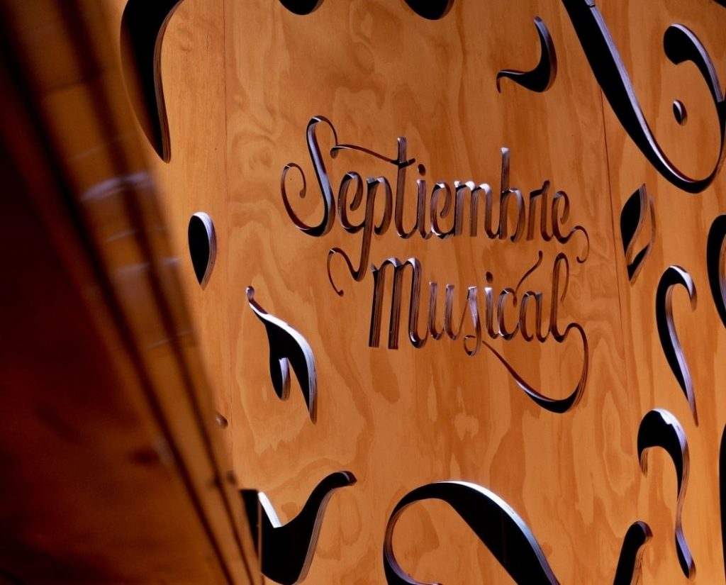 Septiembre Musical - Madera
