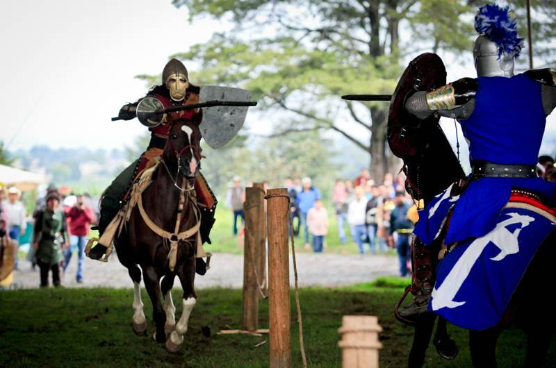 Combate Medieval - Actualidad