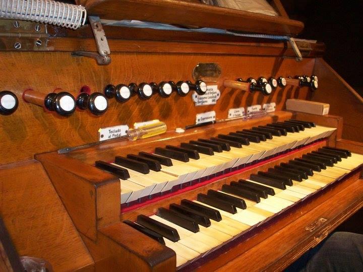 El órgano Locatelli - Manuales