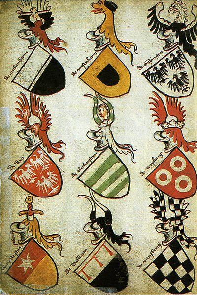 Ejemplo De Heraldicas