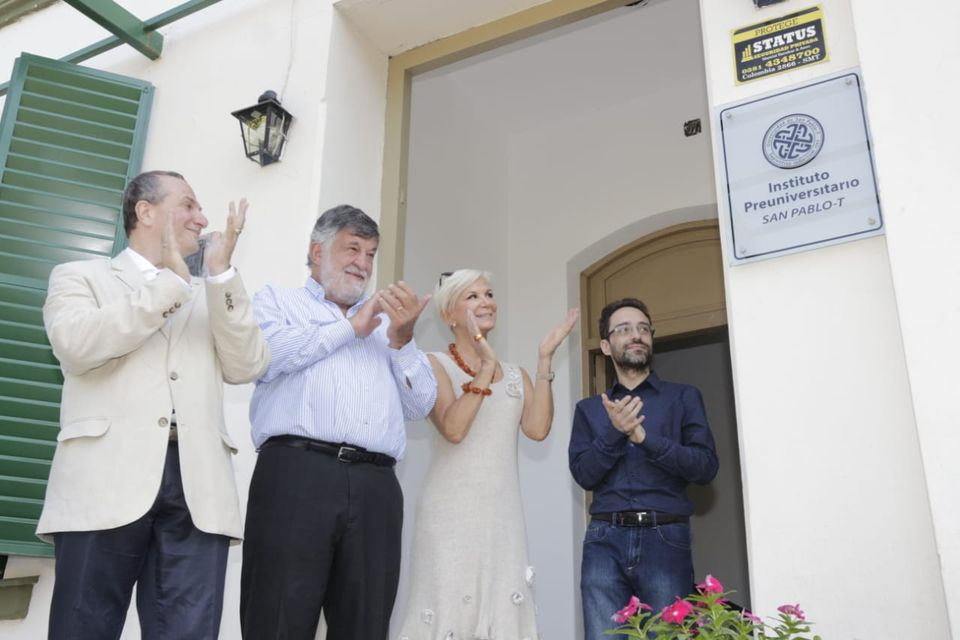 Matteo Tarquini - Inauguración Ipre