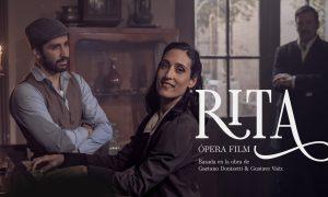 Rita - Presentación de la ópera
