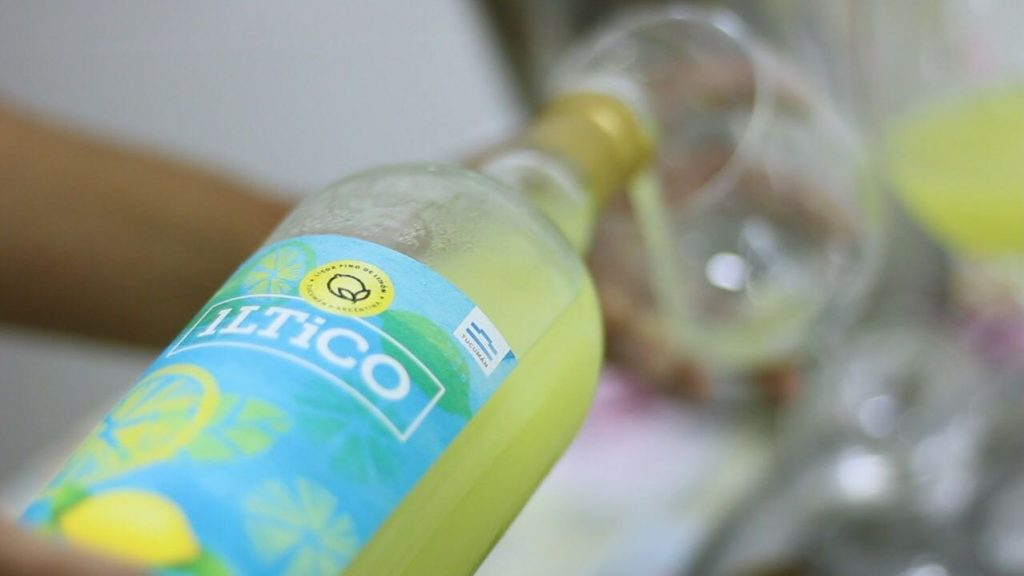limoncello - Bebida