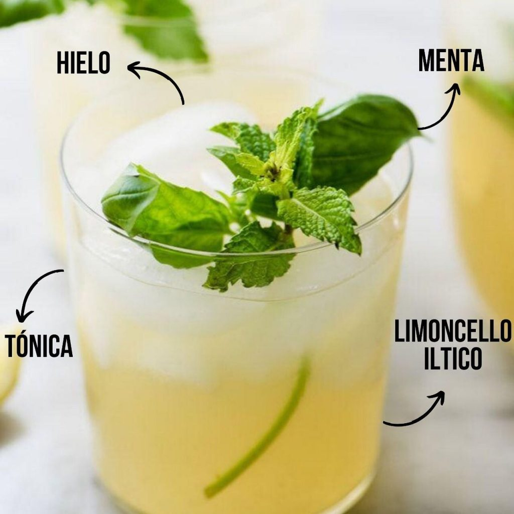 limoncello - Trago