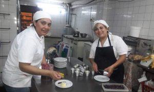 cocina de Alla Nonna Pietruccia - Fabiana En La Cocina De Alla Nonna