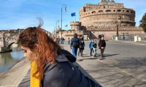 Paula - En Roma