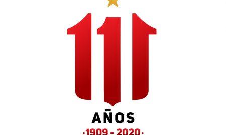 San Martín De Tucumán Logo 111 Años De San Martín