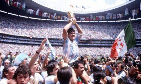 Diego Maradona - Maradona Mudial Mexico 86