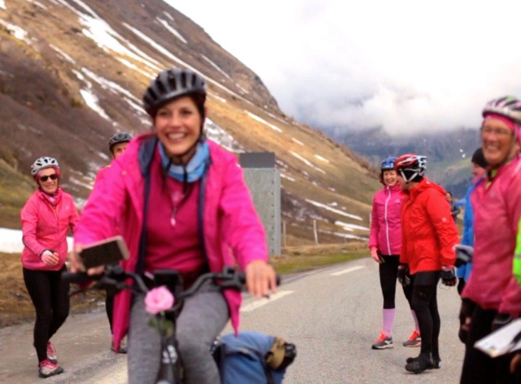 Gabriela Bosso - Travesía en los Alpes