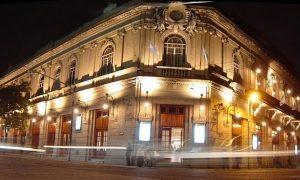 Teatro Alberdi - Fachada del teatro