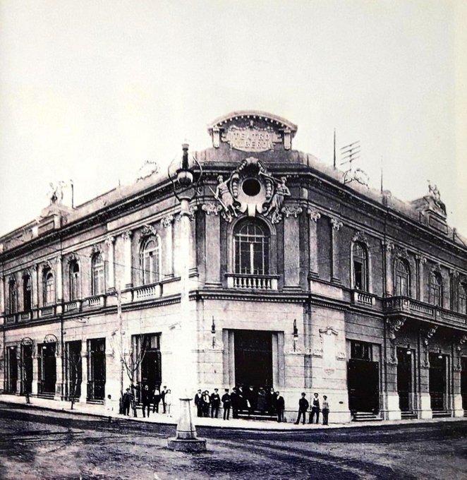 Teatro Alberdi 1912