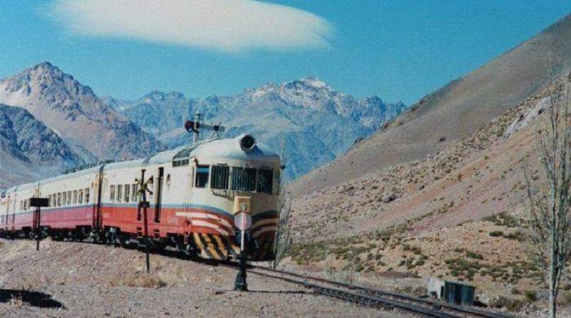 Mantegazza - Ferrocarril