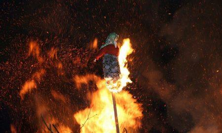 Giubiana - Fuego Portada