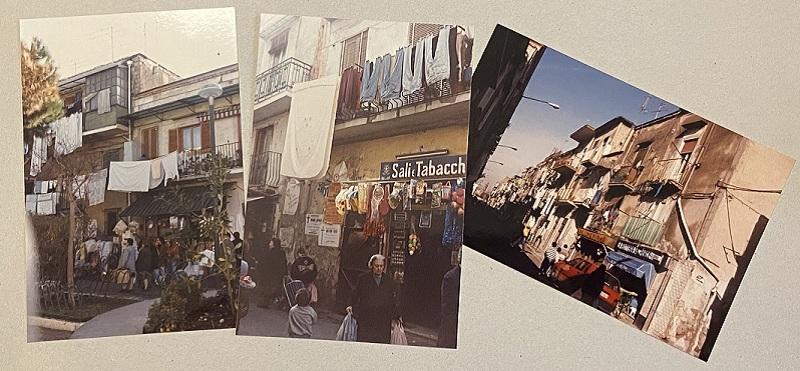 Nápoles - Barra